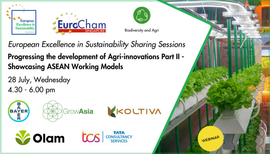 WEBINAR: PROGRESSING THE DEVELOPMENT OF AGRI-INNOVATIONS PART II – SHOWCASING ASEAN WORKING MODELS